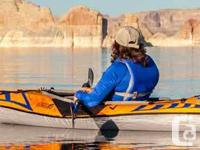 This kayak is light (26 pounds) as well as so very easy