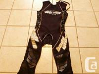 I have a Body Glove 2 Piece full body Wet Suit in good