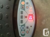 $150 or best offer, Vibration Platform with multiple