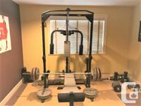 Body-Solid Freeweight style gym offers the versatility
