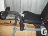Body-Solid GLCE365 Seated Leg Extension - Supine Leg