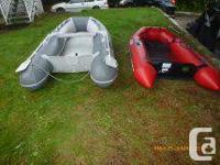 bombard ax3 inflatable boat,wood slat floor ,hold 3
