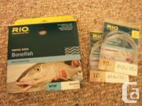 $40 - RIO Bonefish Fly Line - Utilized only Two times.