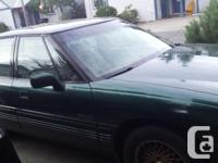 Make Pontiac Model Bonneville Year 1994 Colour green