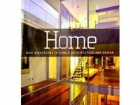 Interior Design Book For Sale:  Home: New Directions in