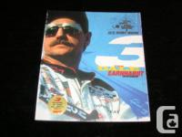 This book is of Dale Earnhardt Sr from his early years for sale  British Columbia