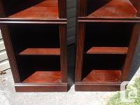Book, storage shelf - Cherrywood - adjustable shelves -
