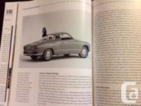 Many pages detailing the evolution of the marque....