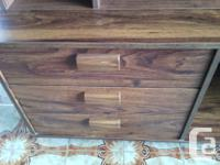 For sale 2 beautiful wooden pieces shelving unit with