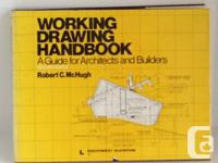 Book No. 66:  Working drawing handbook A guide for