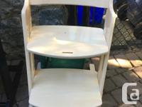 Two booster highchairs. Great for toddlers/preschoolers