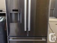 BOSCH STAINLESS BASE FRIDGE FREEZER REFRIGERATOR FRENCH