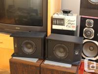 Here is a pair of Bose 201 Series III speakers in very