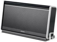 The brand-new SoundLink Bluetooth Mobile Speaker II,