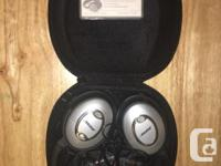 Excellent headphones with noise canceling. Very