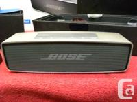Bose SoundLink Mini Bluetooth speaker, item #152328-1.