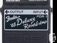 Fender had a hand in the design and creation of the