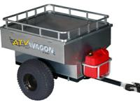 Bosski 800AL ATV Wagon - this is the premier tow-behind