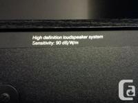 Selling my much beloved Boston Acoustics HD10 speakers.