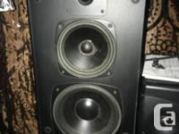 They sound and look great. A couple of scuffs, but no
