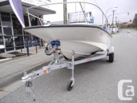 2014-Boston Whaler 15 Montauk here in Nanaimo , This is