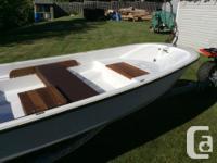 11' Boston Whaler. Completely redone. 2.5 hp Yamaha