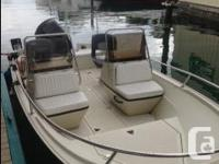 1992 16' Boston whaler SL., with 90 hp Merc (1996) 4