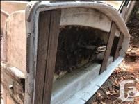 This once loved dinghy is still in good shape