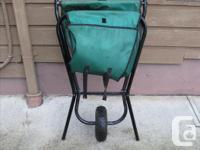 Bosworth Folding wheelbarrow ,in good usable condition.