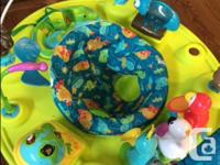 Almost brand new Bouncy Chair, used only for a few
