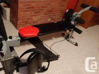 Or fair offer. Bowflex Blaze with extra resistance