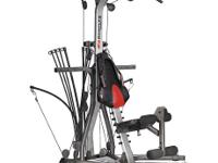 New Bow Flex Extreme with leg extension and upper body
