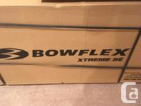 Brand New Bowflex Extreme SE (2014) Never taken out of