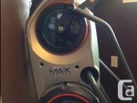 BOWFLEX MAX TRAINER M5 Like new Bowflex Max Trainer M5.