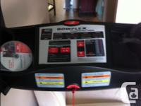 Selling my Bowflex treadmill climber. New these are