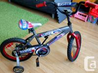 Little kids don't need a $300.00 bike. This bike is