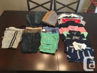 Assortment of boys 2T clothing in great condition