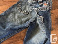 2 size six blue jeans from JOE 1 size six blue jeans