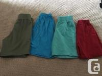 Summer boys clothes Size 5 Total 19 piece All are in