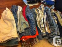 Over 200 pieces inlcuding shoes, boots, winter and