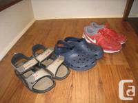 """Boy's brand  new """"Rider"""" sandals - $10.00 (junior size"""