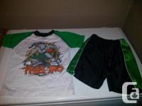 Mixture of boys size 4-5 clothing lot. $20.00. Nike