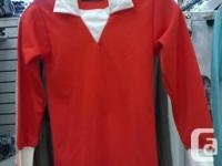 Boys' Team Uniforms Sports Jerseys. Various sizes