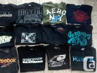 Boys (Youth) Brand Name T-Shirts in great condition.