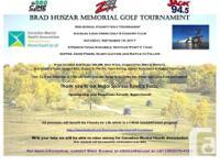 3rd Annual Charity Golf Tournament Avonlea Long Creek