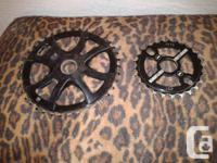 NEW Tektro brake, cable and caliper (no pads)   $10