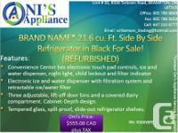 Oni's Appliance Service 8500 Torbram Road, Unit 50