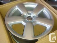 "Brand new in box 17"" audi RS6 replica rims, 17x8 et35"