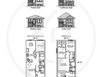 # Bath 1 Sq Ft 800 # Bed 2 Trademark Homes is building