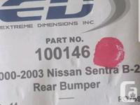 Brand new Extreme Dimensions Nissan body kit; includes